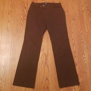 Ralph Lauren olive green adelle pants size 6